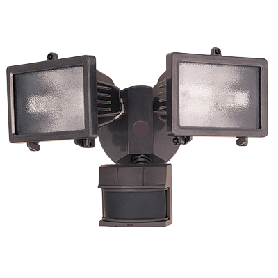240 Degree Motion Activated Security Light