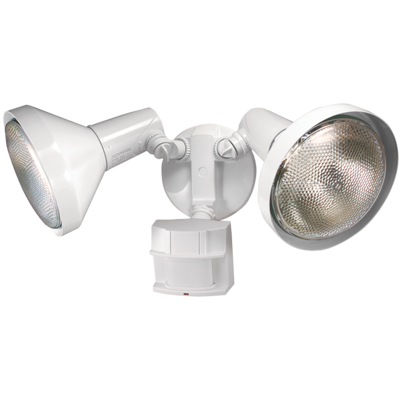 180 Degree Motion Activated Security Light - HeathZenith