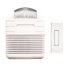 Wireless Doorbell-Strobe Light Kit