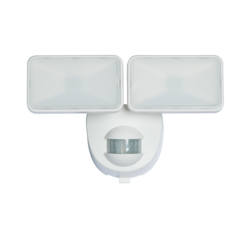 Battery Powered LED Security Light White