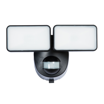 Battery Powered Led Security Light Heathzenith