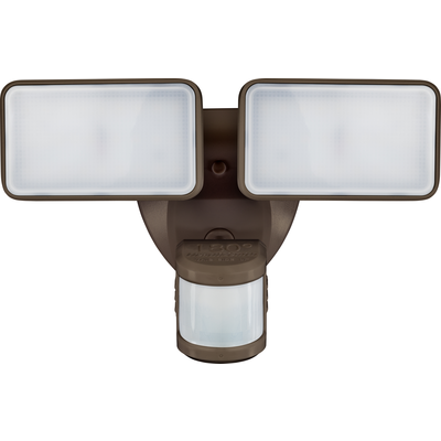 Led Motion Activated Security Light Heathzenith