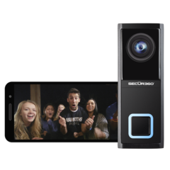 WIRED HD VIDEO DOORBELL