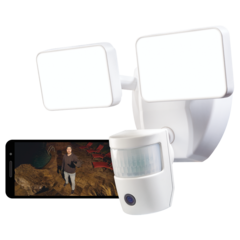 CONNECTED LED VIDEO SECURITY MOTION LIGHT