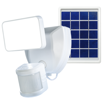CONNECTED LED SOLAR SECURITY MOTION LIGHT